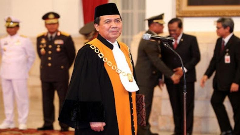 Syarifuddin Terpilih Sebagai Ketua MA Periode 2020-2025