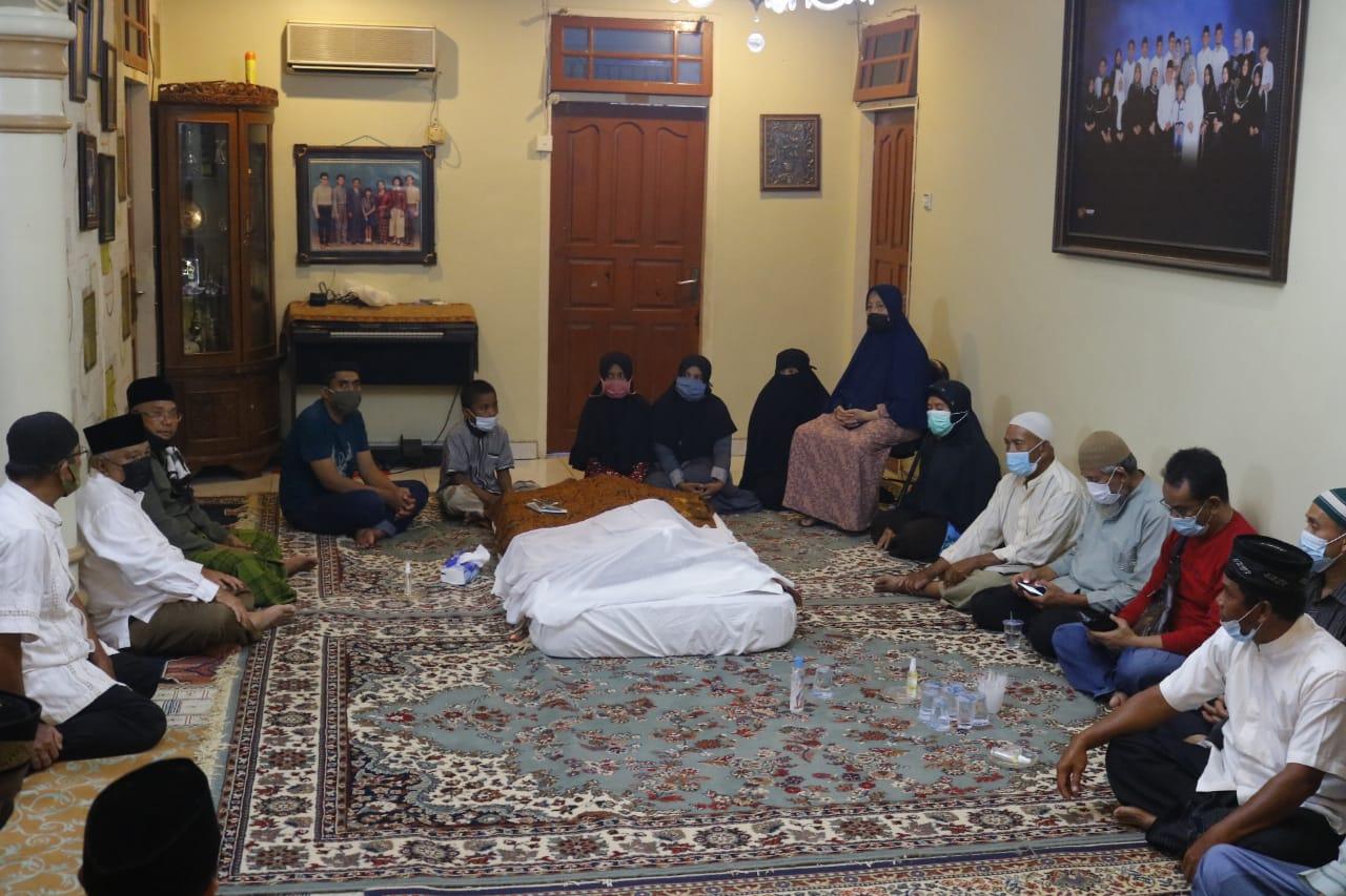 Asparaini Rasyad Wafat, Keluarga Besar Riau Pos Group Berduka