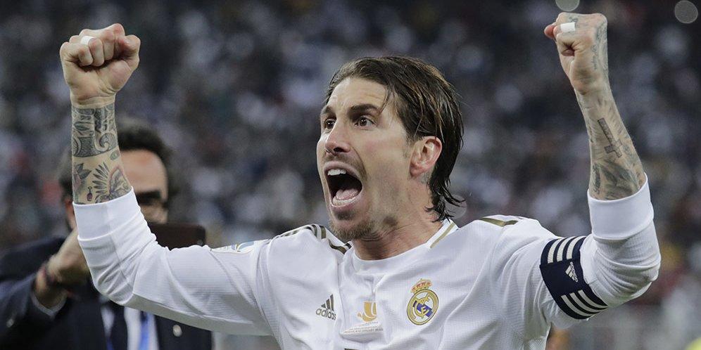 Ingin Sukses seperti Ramos? Ini Rahasianya...