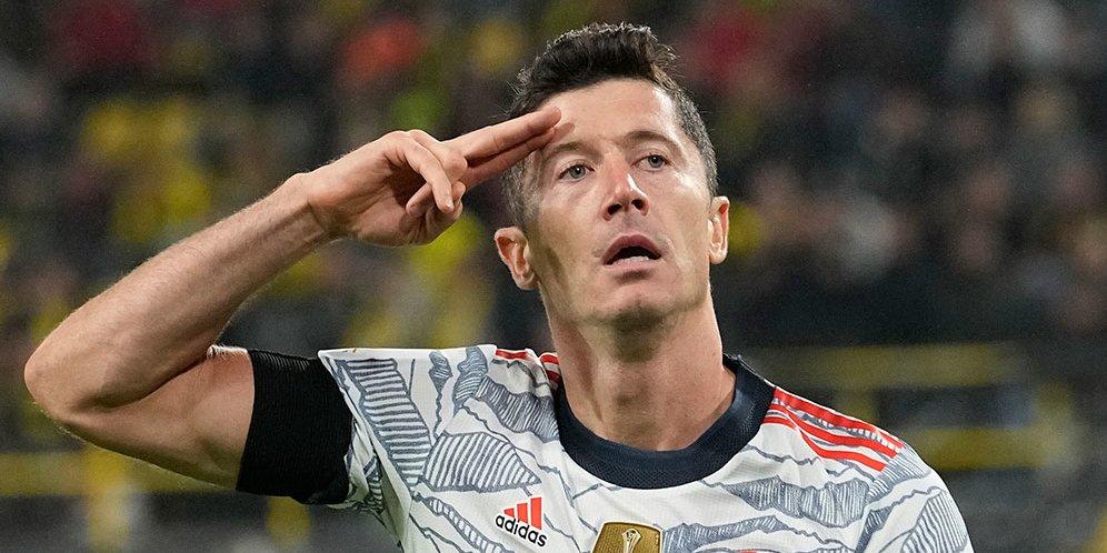 Jika Haaland Lepas, Madrid Jadikan Lewandowski sebagai Plan B
