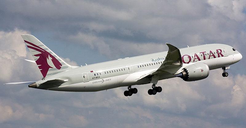 Qatar Airways Kembali Layani Penerbangan Jakarta-Madinah