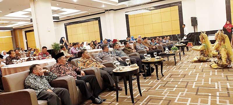 LPMP Riau Gelar Sosialisasi SPMI Tahun 2020