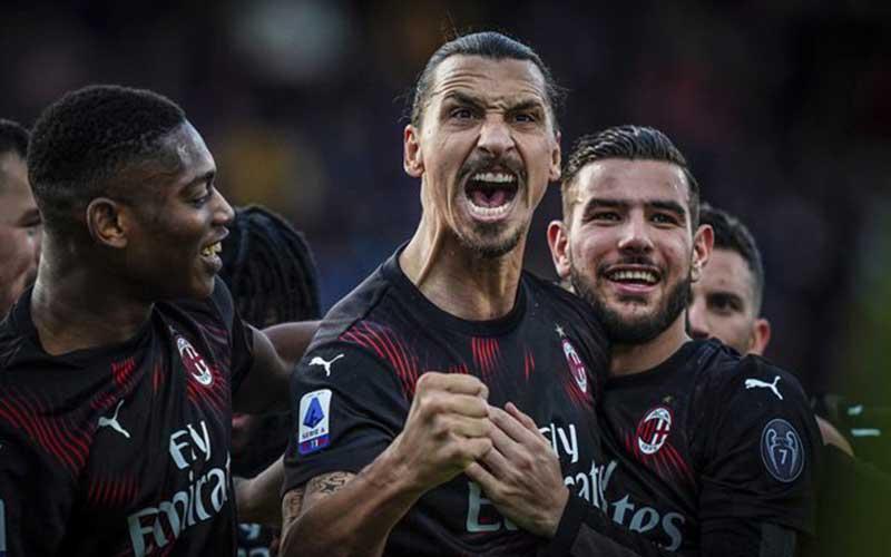 AC Milan vs Udinese: Ajang Teror Manusia Empat Dekade