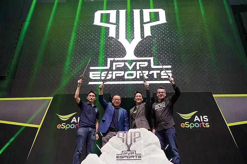 Liga Komunitas Esport PVP Singtel Hadir dalam Skala Lebih Besar