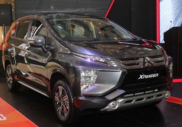 Mitsubishi Segarkan Xpander, Ini Perubahannya