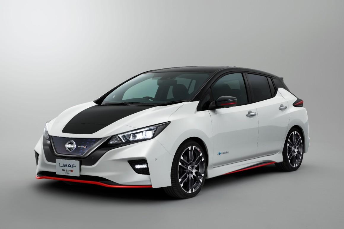 2020, Mobil Listrik Nissan Leaf Mengaspal di Indonesia