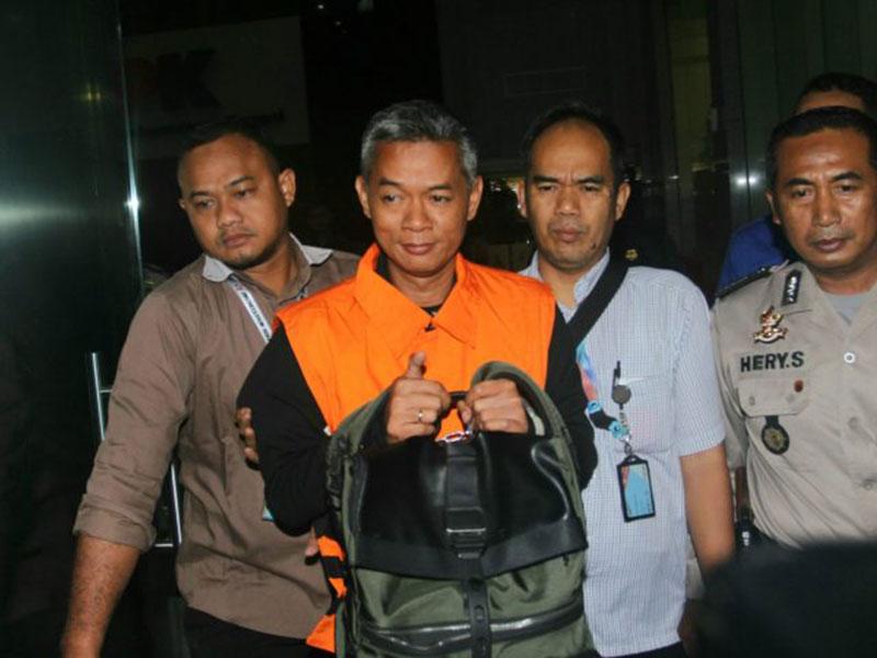 Citra KPU Hancur karena OTT Komisionernya