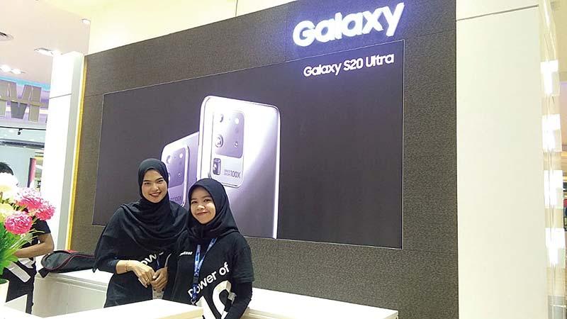 Samsung S20 Series Sudah Bisa Dipesan