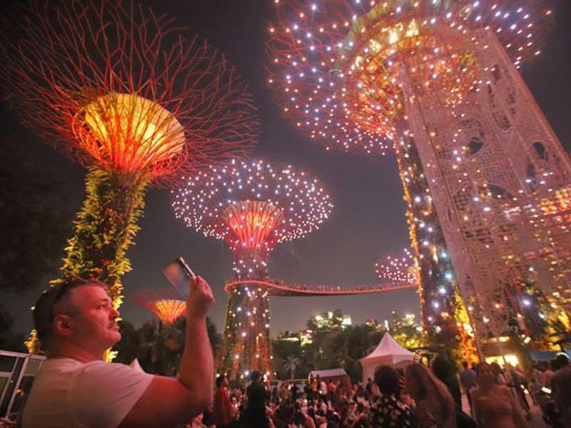 Wisman Cina Anjlok, Singapura Andalkan Wisman Indonesia