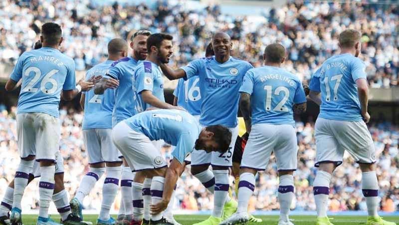 Otoritas Liga Inggris Juga Akan Pangkas Poin City