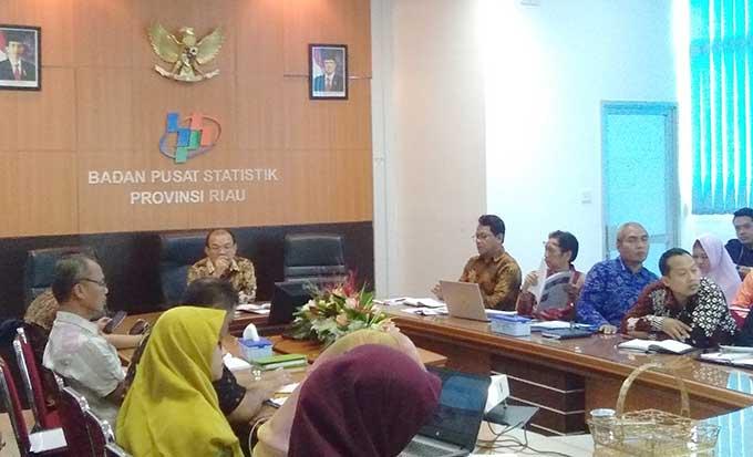 Ekonomi Riau Tumbuh 2,34 Persen