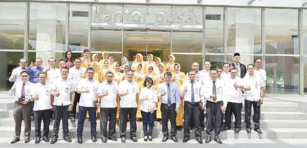 Peresmian Kantor Kas BRK Dorong Perekonomian Daerah