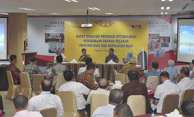 KPK Kumpulkan Direksi dan Komisaris BUMD