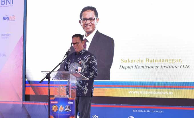 Bank Riau Kepri Sabet Dua Award Pada Ajang TOP Bank 2018