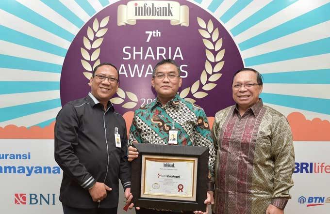 UUS  BRK Raih Predikat Sangat Bagus di Ajang Infobank Award 2018