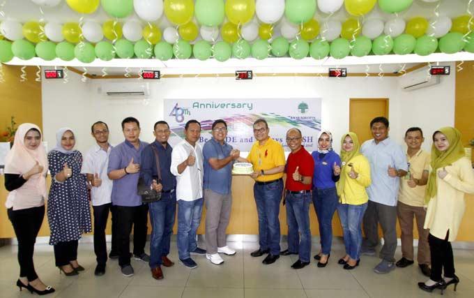 48 Tahun Bank Bukopin, Pererat Kerja Sama