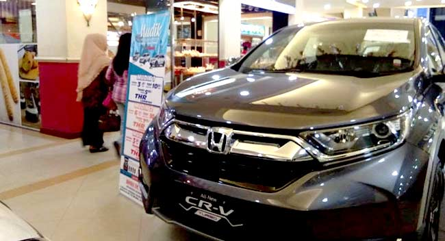 All New Honda CR-V Promo Spesial Idulfitri