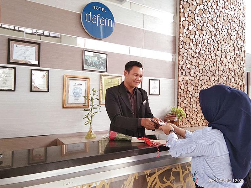 Hotel Dafam Sajikan Kopi Kesabaran untuk Tamu