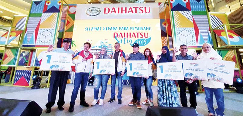 Daihatsu Yakin Pertahankan Peringkat