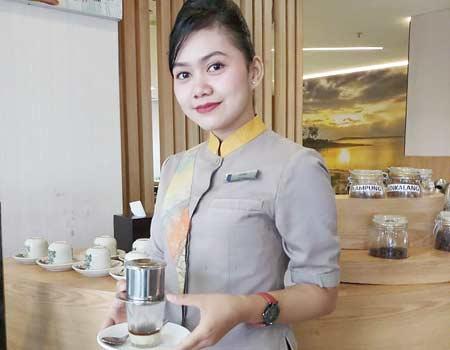 Hotel Dafam Tawarkan Kenikmatan Kopi Ple-Tok