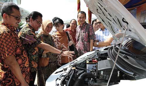 Daihatsu Sulap Tujuh Mobil Pelanggan Setia di Sumatera