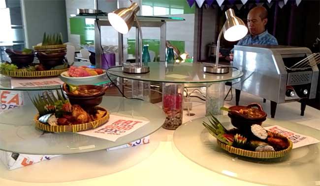 Hotel FOX Harris Tawarkan Menu Nasi Bakul
