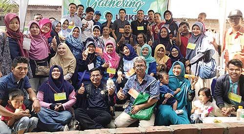 Komunitas WA Group  Berbagi Edukasi UMKM