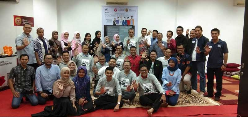 Peserta Full Day Business  Coaching GM Five Diberi Modal