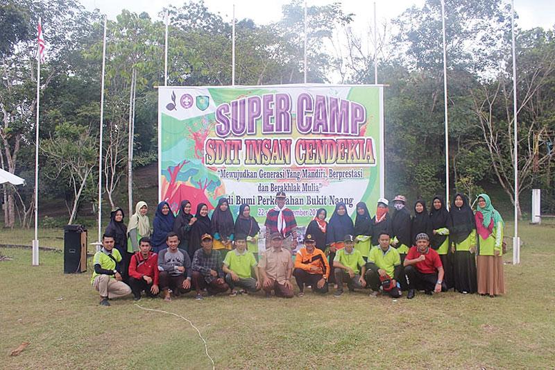 SDIT Insan Cendekia Taja Super Camp 2019, Asah Wawasan Pupuk Pengetahuan Baru