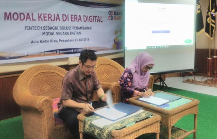 Danamart Siapkan Rp200 Miliar untuk Riau