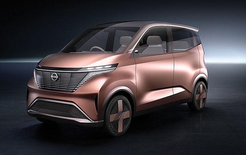 Nissan Tampilkan 14 Model di Tokyo Motor Show 2019