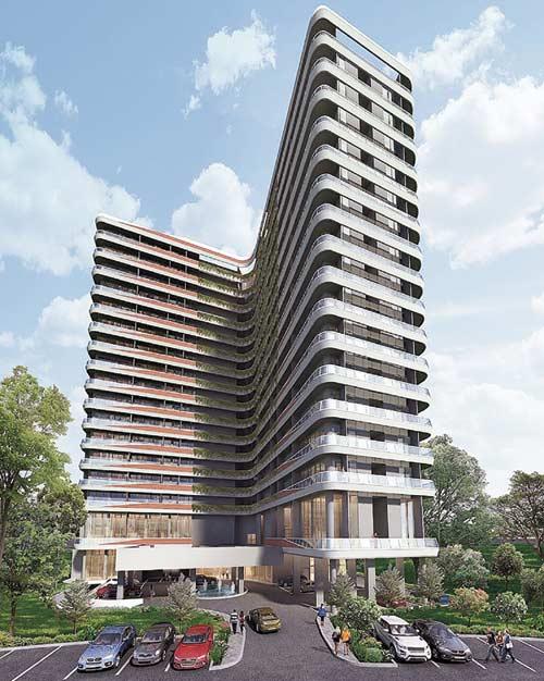 The Nove Nuvasa Bay Tawarkan Apartemen Kalani Tower