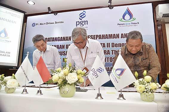 PGN Dukung Pembangunan Kawasan Industri