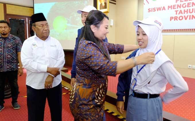 PGN Kirim 23 Remaja Riau Ikut Program Siswa Mengenal Nusantara