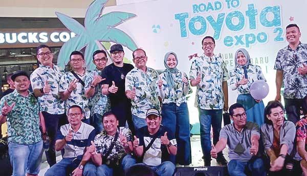 Penjualan Road to Toyota Expo 2 Lampaui Target