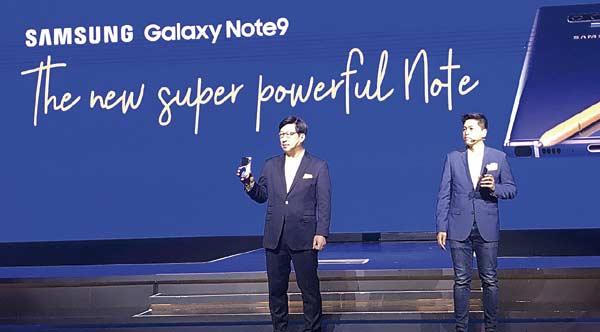 Samsung Galaxy Note9 Dilengkapi Teknologi Pendingin