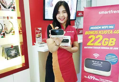 Smartfren Promo Paket 4G Unlimited