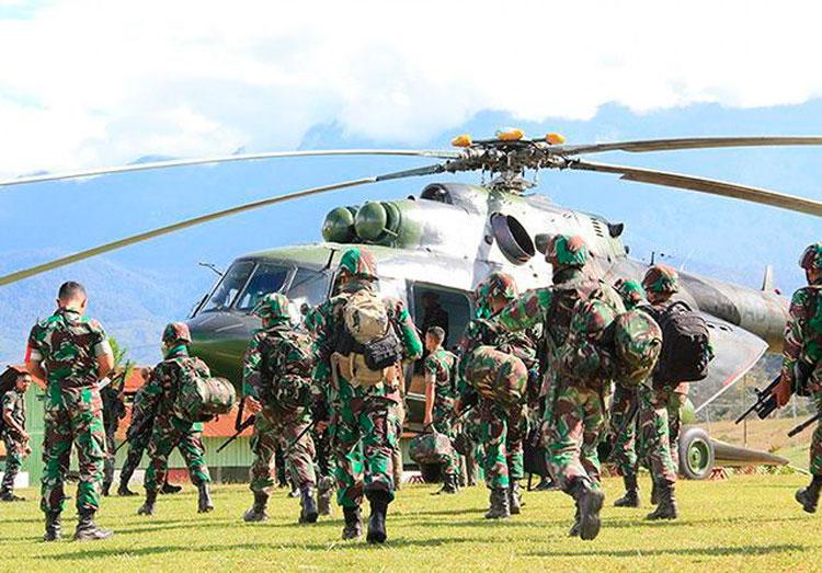 Evakuasi Ratusan Pendulang Emas di Pedalaman Papua Terhalang Lokasi