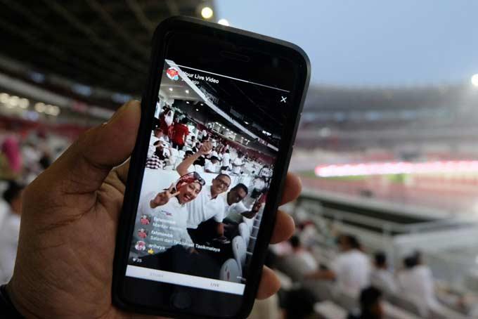 Telkomsel Siapkan LTE TDD Massive MIMO