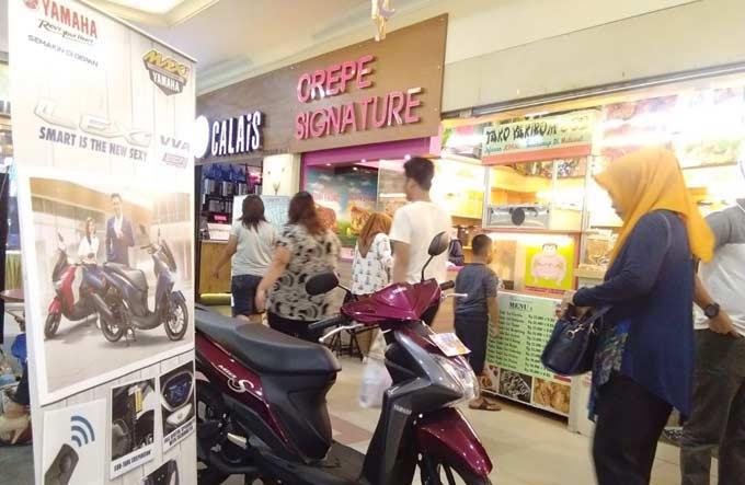 Yamaha Alfa Scorpii Riau Hadirkan Promo THR