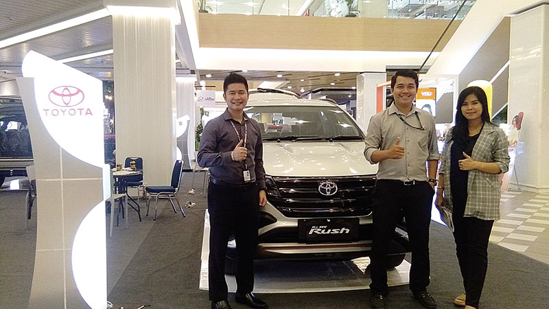Toyota All New Rush, Small SUV yang Gagah dan Sporty