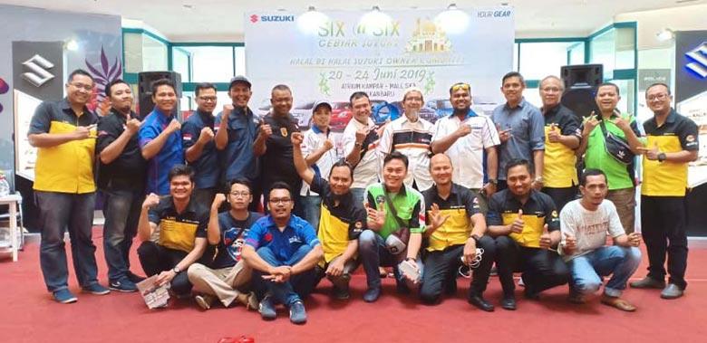 SBT SM Amin Hadirkan Exhibition dan Halalbihalal Bersama Komunitas