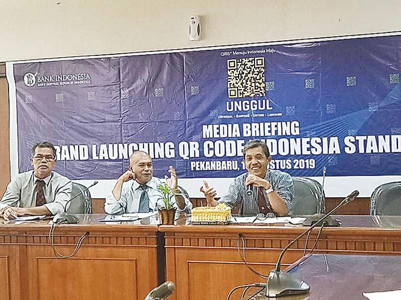 BI Riau Perkenalkan QR Code Indonesia Standar