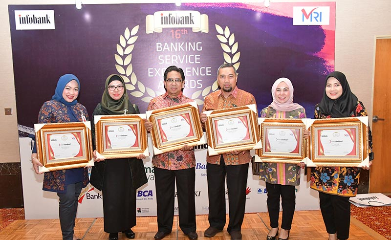 BRK Raih Banking Service Excellence Awards 2019