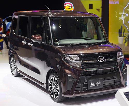 New Tanto Kei-Car DNGA Pertama dari Daihatsu