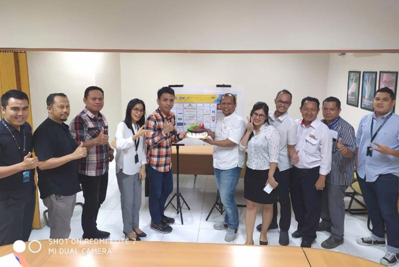 Riau Pos Berikan Kejutan Ultah CS Mal