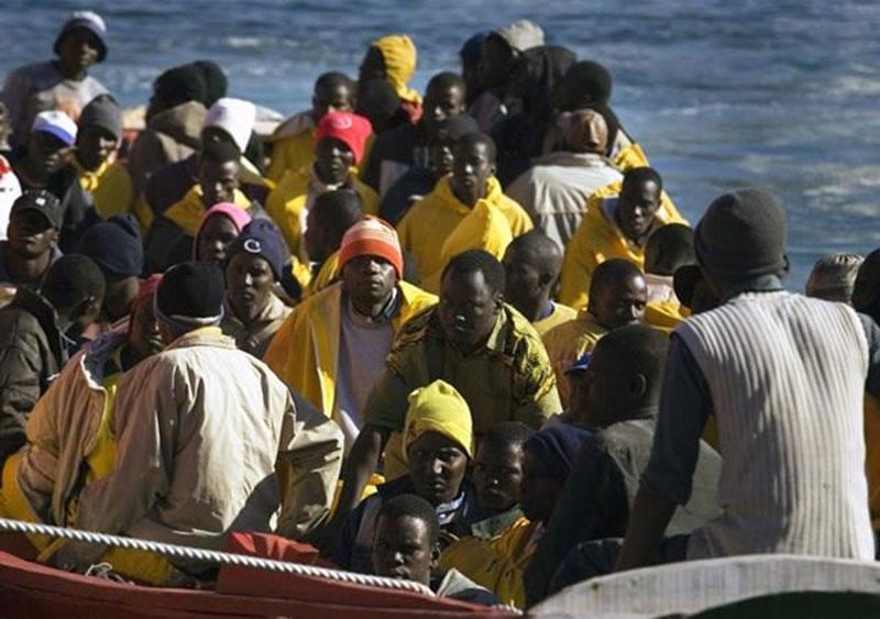 Bahan Bakar Habis, Perahu Imigran Tenggelam di Samudra Atlantik