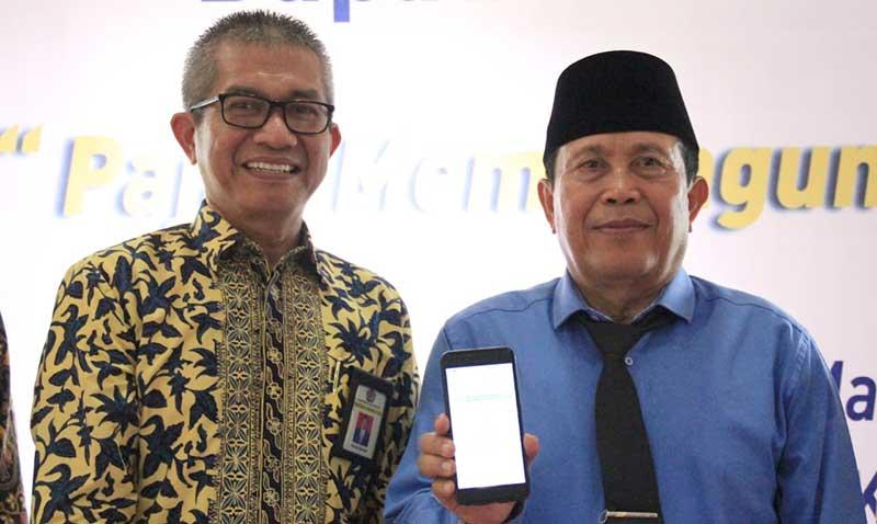 Bupati Rohul Ajak Masyarakat Lapor SPT Pakai e-filing