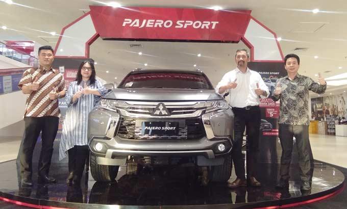 Mitsubishi Taja Motors Auto Expo 2018