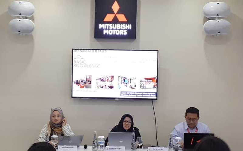 Program Khusus bagi Konsumen Baru Mitsubishi